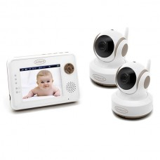 Baby monitor Availand Follow Baby con 2 telecamere
